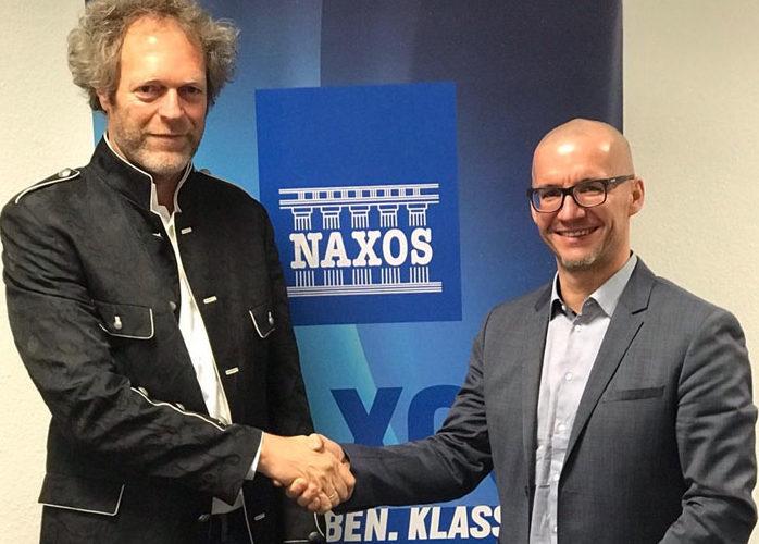 K&K-Aufnahmen – jetzt auch bei NAXOS erhältlich