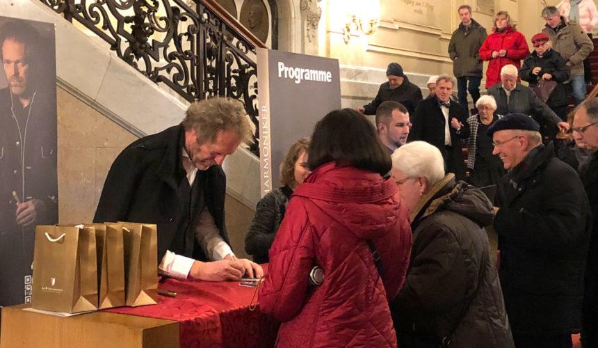 Das Beste zum Schluss: Meet and Greet mit Matthias & Maximilian Kendlinger