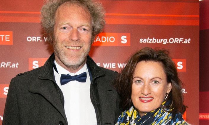 Kendlinger auf ORF-Empfang zu den Osterfestspielen