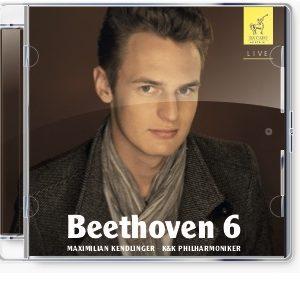 CD-Debüt: Maximilian Kendlinger dirigiert Beethovens »Pastorale«